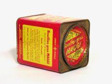 Boite Bouillon Cube Maggi Ancienne 1950