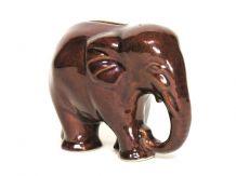 Tirelire Éléphant Céramique / Tirelire Vintage 1930 à Casser