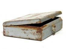 Boite Métal 1er Secours Rétro 1950