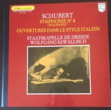 Schubert - Symphonie inachevée - 33 t