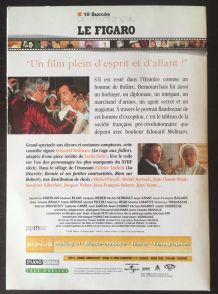 DVD Beaumarchais L'insolent - F. Luchini