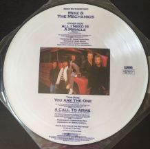 Mike and the Mechanics - Picture Disc édit. limitée 1985