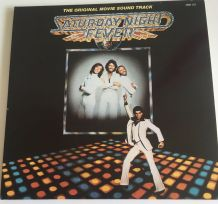 Saturday Night Fever - Bee Gees - double 33 t- 1977