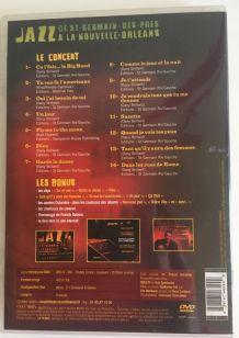 DVD Dany Brillant - Jazz de St Germain à la Nouvelle Orleans