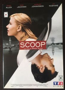 DVD - Scoop de Woody Allen