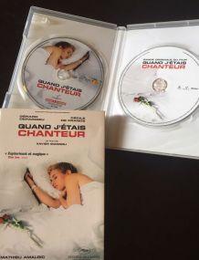 DVD Quand j'étais chanteur - C. de France/G. Depardieu