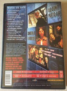 DVD film Cube 1997