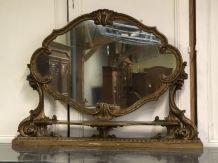 Miroir Victorien - fin XIXème