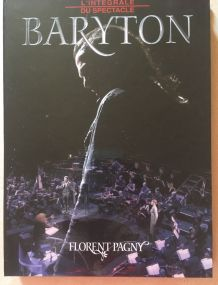 Florent Pagny - Baryton - coffret DVD collector