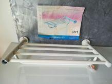 Etagère/porte serviette