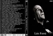 Léo Ferré DVD Les souvenirs de... (volume 2)