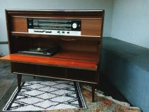 Meuble radio Grundig KS 717