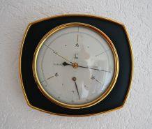 Baromètre thermomètre vintage LUFFT