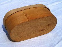 boite en bois, madeleine de commercy