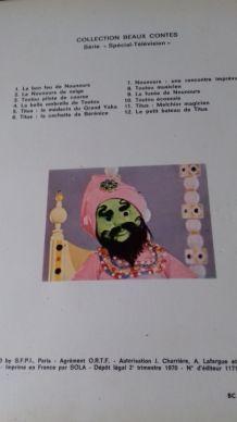 """Lot de deux magazines """"Titus"""" année 1970"""