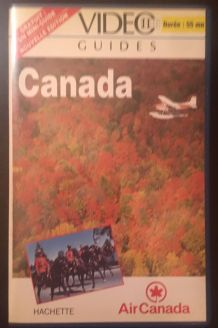 VHS Canada (documentaire voyage)