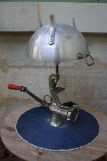 "LAMPE A POSER RECUP' ""KITCHEN2"""