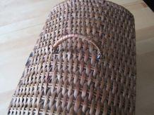 petit panier sac en osier de femme vintage petit panier sac