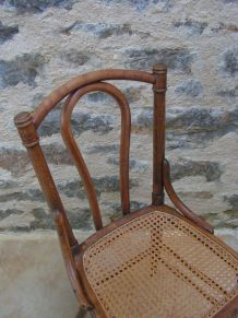 chaise bistrot cannée