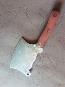 couperet feuille de boucher