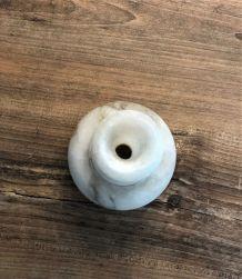 Vase Soliflore en Albâtre