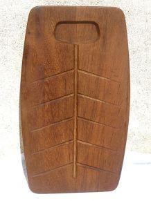 planche  a découper  en  bois
