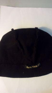 Bonnet Pierre Cardin vintage années 60