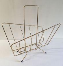 Porte-revues design moderniste– années 60