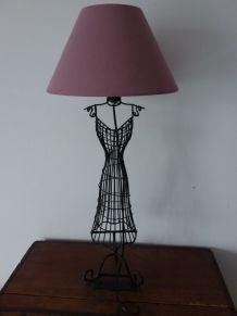 Lampe mannequin n°159