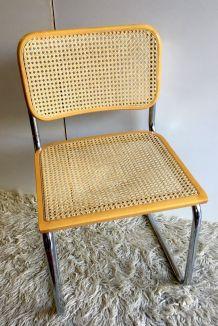 Chaise « cesca » B32 par Marcel Breuer