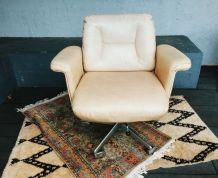 Lot 3 fauteuils Ring Mekanikk
