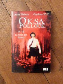 Oksa Pollock- La Foret Des Egarees- Anne Plichota- Cendrine
