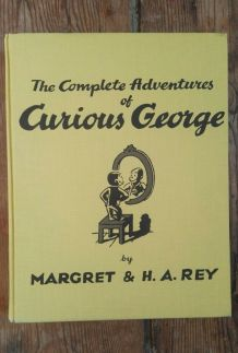 The Complete Adventures of Curious Georges - Margret & H. A.