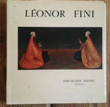 Léonor Fini par Marce Brion, Jean-Jacques Pauvert 1955
