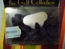1 Set De 22 Crampons/Clous Noir Tredlite - Golf - Spikes - E