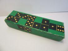 Dominos Jumbo bois doré