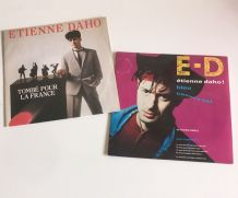Etienne Daho - 2 vinyles 45 t