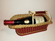 Porte bouteille Vintage de table de présentation