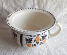 Pot de chambre Badonviller – Bapaume