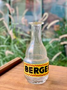 Bouteille bistro BERGER