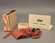 AIRFIX CATTLE WAGON CONSTRUCTION KIT