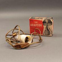 adaptator - bouteille lampe - douille de lampe