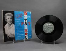 disque vinyle 33 tours Patachou N 76.097 R - france