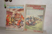 lot 2 chasseurs Français 1955-1959