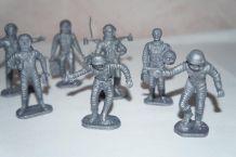 lot 9 spationautes BONUX