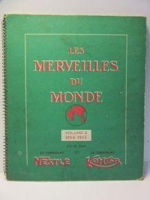 album images collection Nestlé/Kohler 1954-55