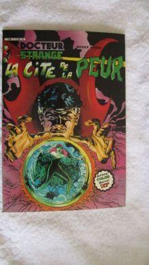 Docteur Strange N° 3 La cité de la peur - 1982