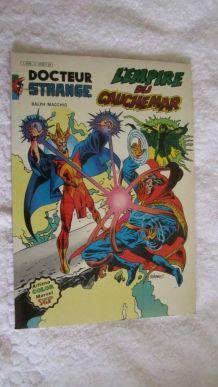 Docteur Strange N° 4 L'empire du cauchemar - 1982