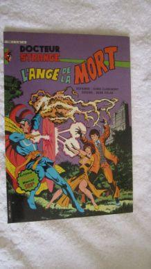 Docteur Strange N° 5 L'ange de la mort - 1982