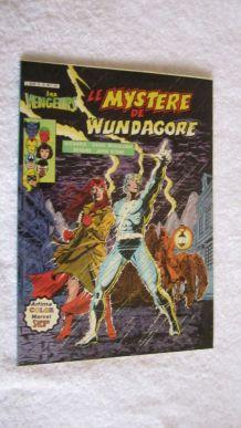 Les vengeurs N° 8 Le mystère de Wundagore - 1982